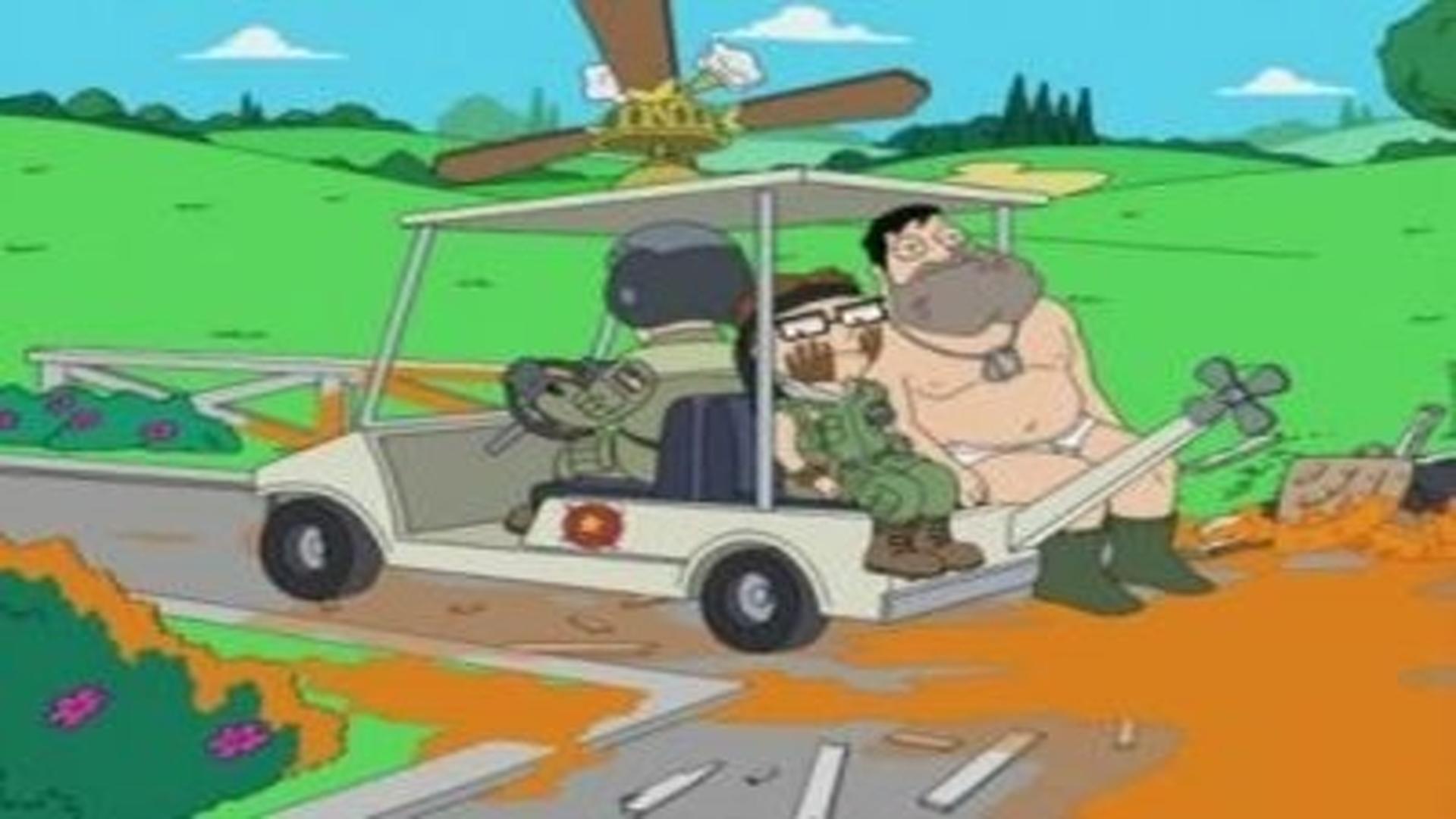 American Dad S06e01 In Country Club Summary Season 6