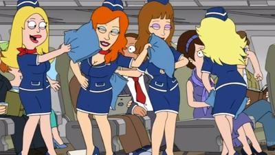 Introducing the Naughty Stewardesses