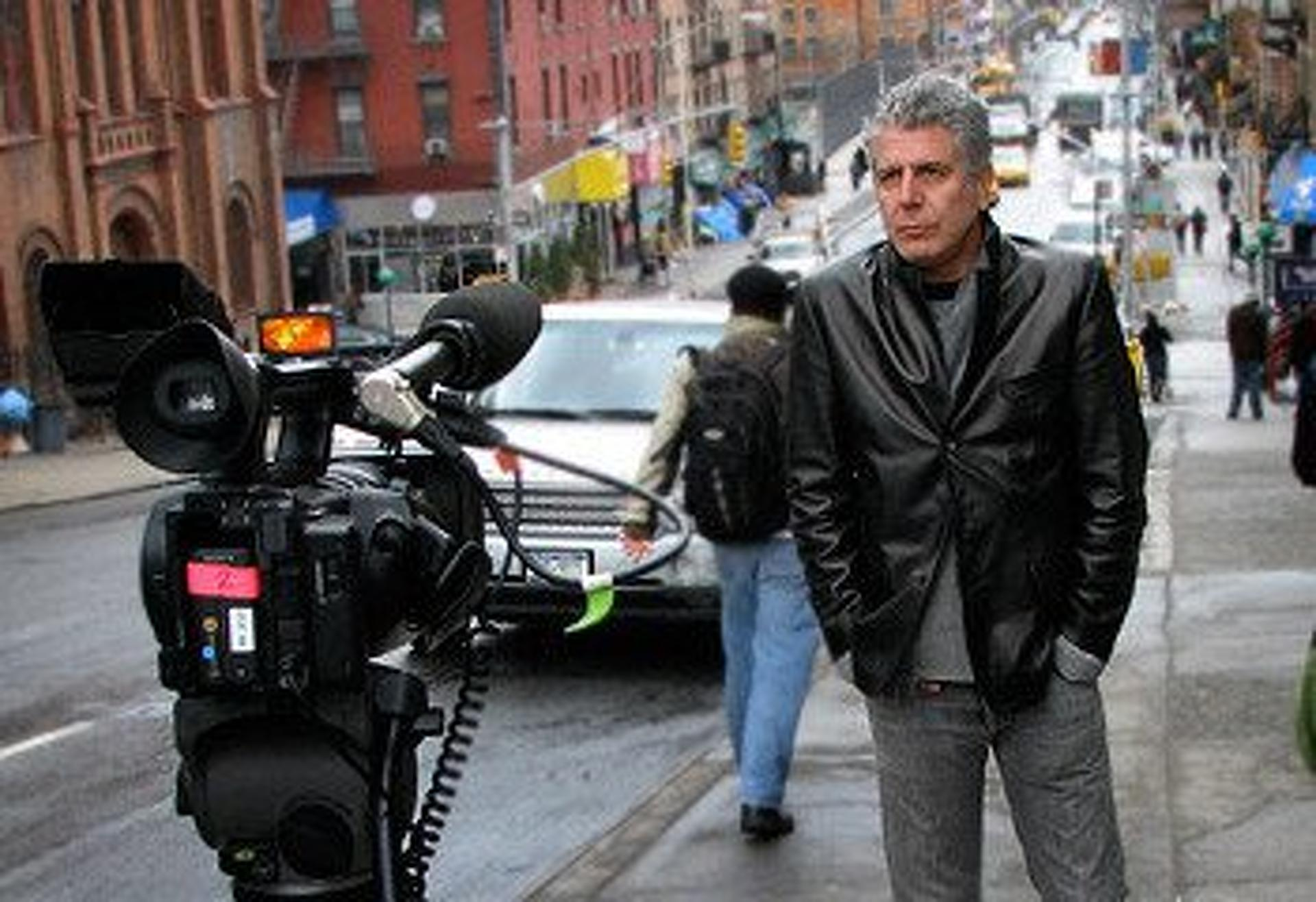 bb9a3c0a Anthony Bourdain: No Reservations (S05E14): Down on the Street Summary -  Season 5 Episode 14 Guide