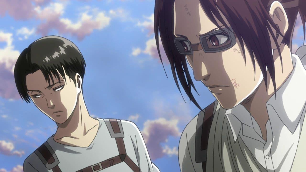 Attack on Titan (S03E09): Ruler of the Walls Summary ...