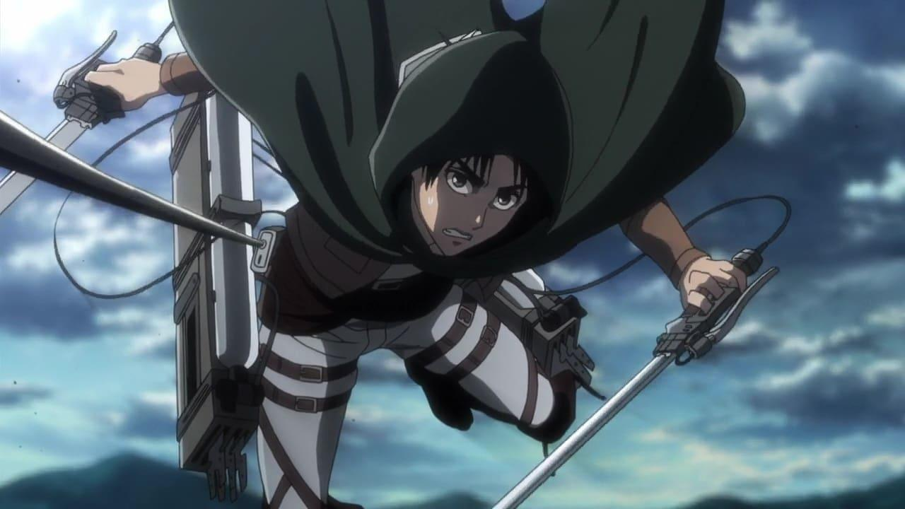 Attack on Titan (S03E13): The Town Where Everything Began ...