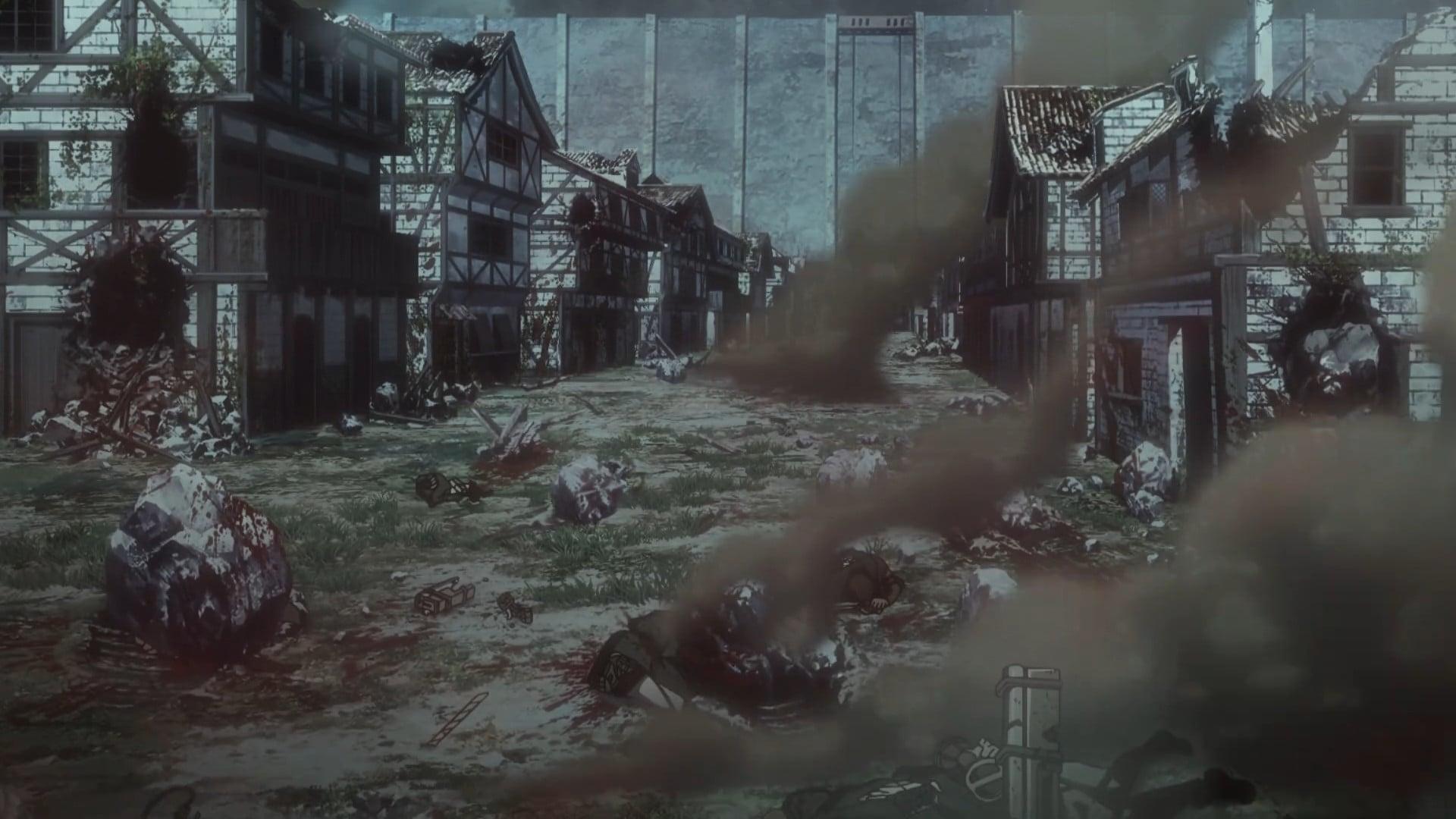 Attack on Titan (S03E16): Perfect Game Summary - Season 3 Episode 16 Guide