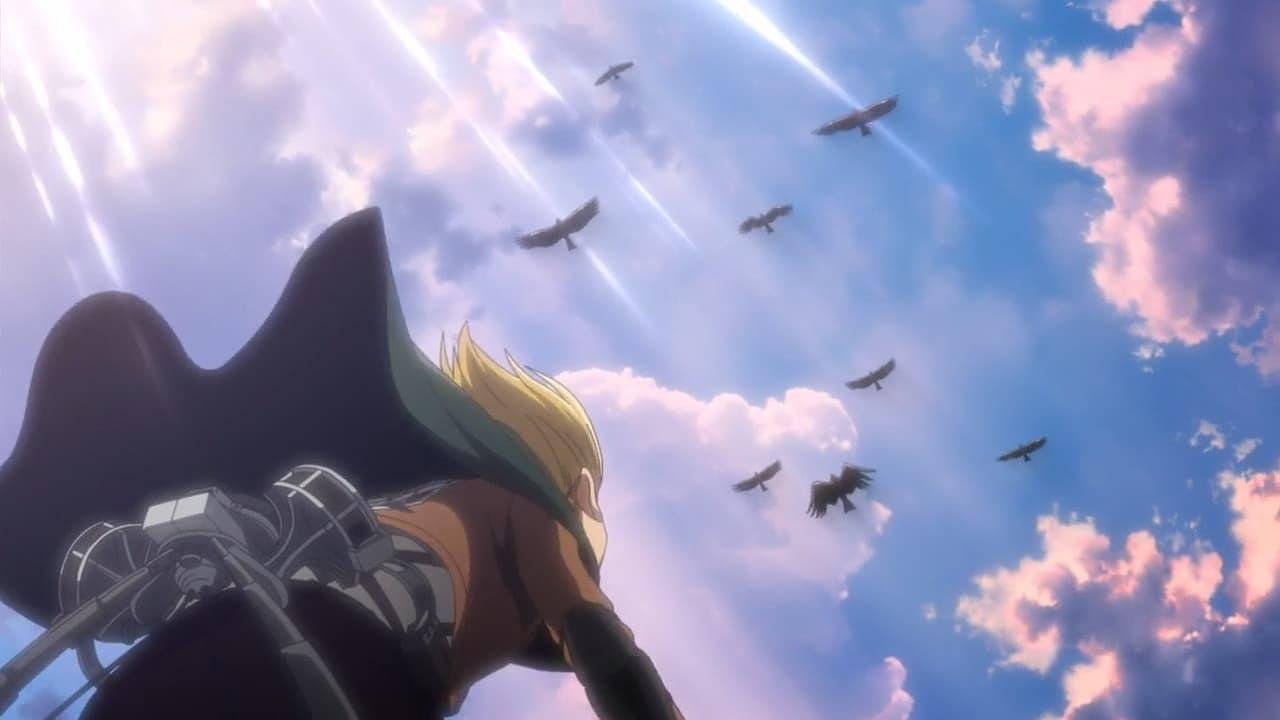 Attack on Titan (S03E22): To the Other Side of the Wall ...