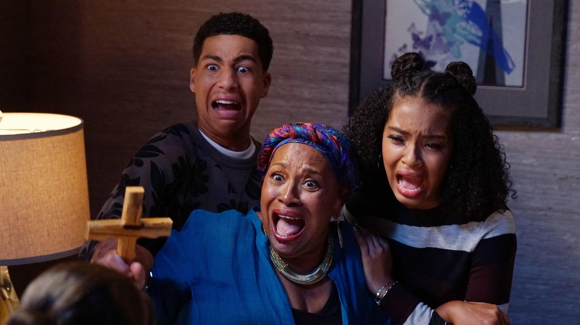 blackish tv show season and episode that shows interpersonal conflict A conflict between pastor janae (aisha  the show ends its long run tonight at the end of its 11th season with a new episode called,  the tv show Å catfish:.