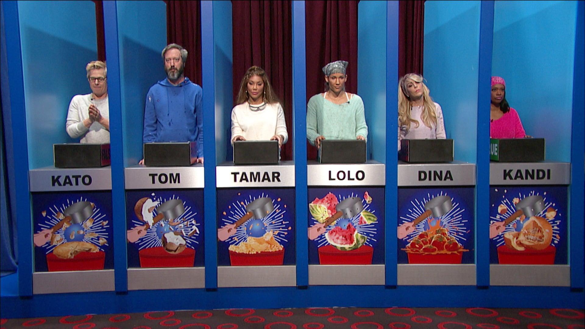 Celebrity Big Brother (US) (S02E09): Season 2, Episode 9 ...