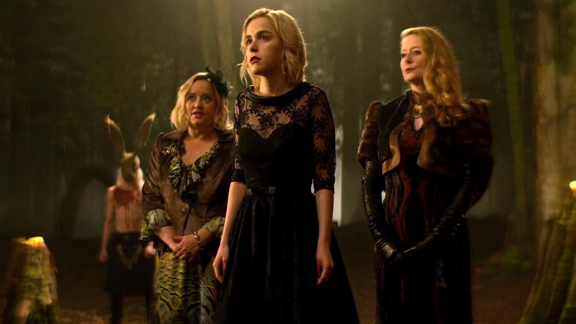 Chilling Adventures Of Sabrina S01e02 Chapter Two The