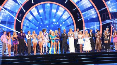 Season 20 begins & the 12 new Celebrities perform for the 1st time tonight
