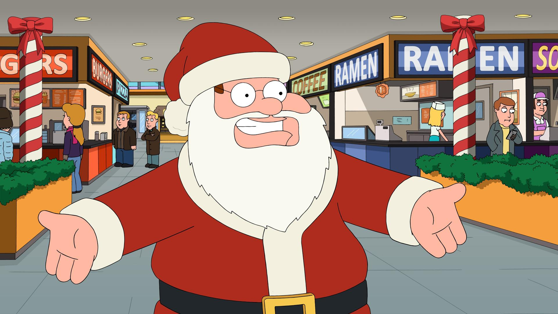 how the griffin stole christmas summary family guy season 15 episode 9 episode guide - Family Guy Christmas Special