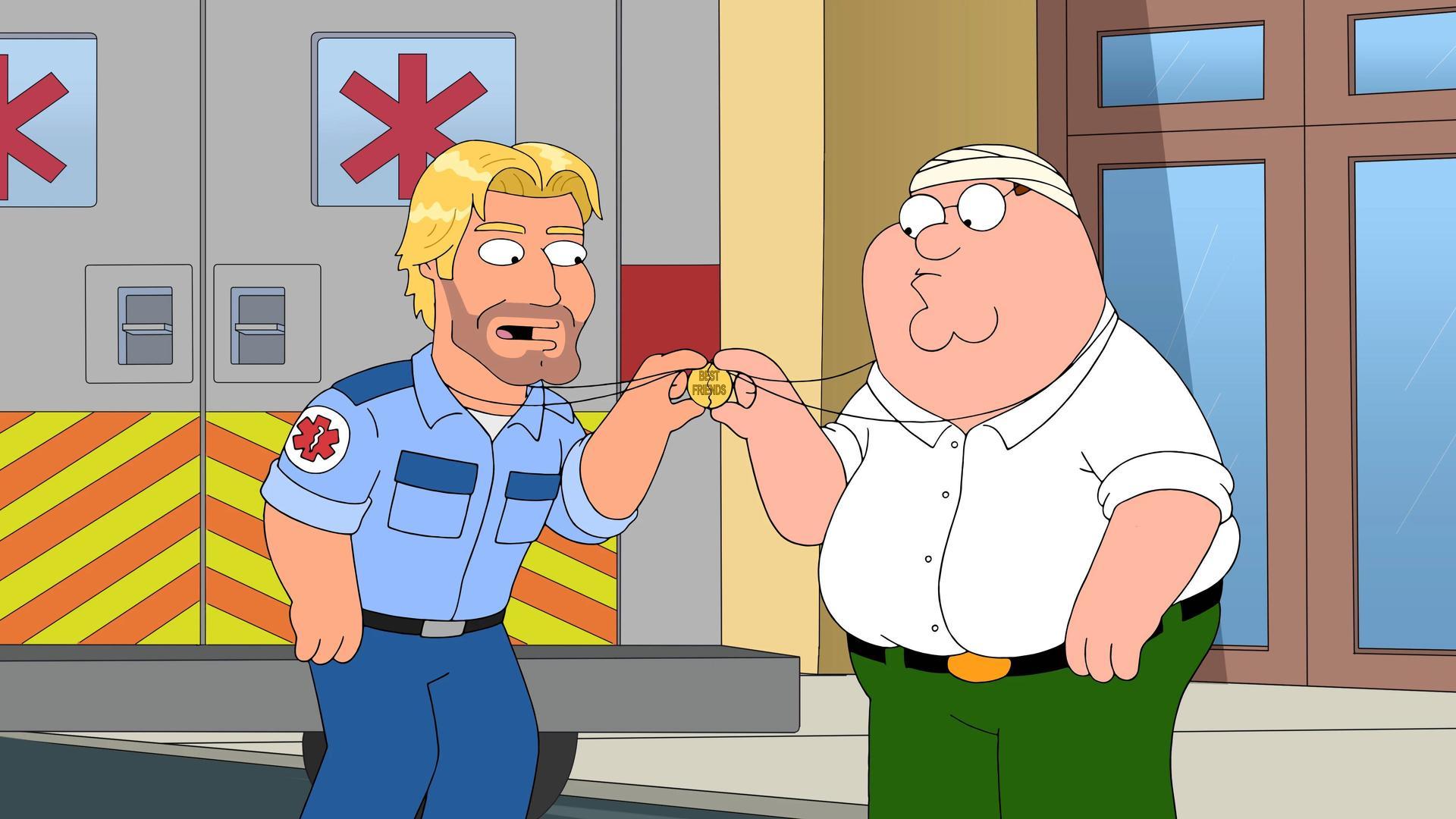 s16e01 emmy winning family guy - Family Guy Christmas Episodes