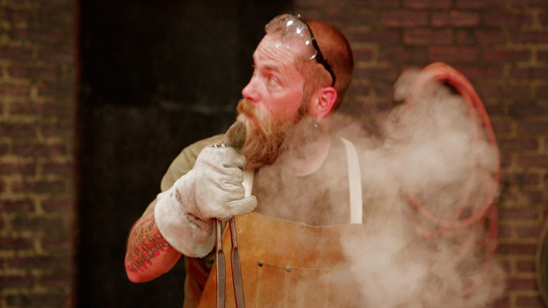 forged in fire s01e03 viking battle axe
