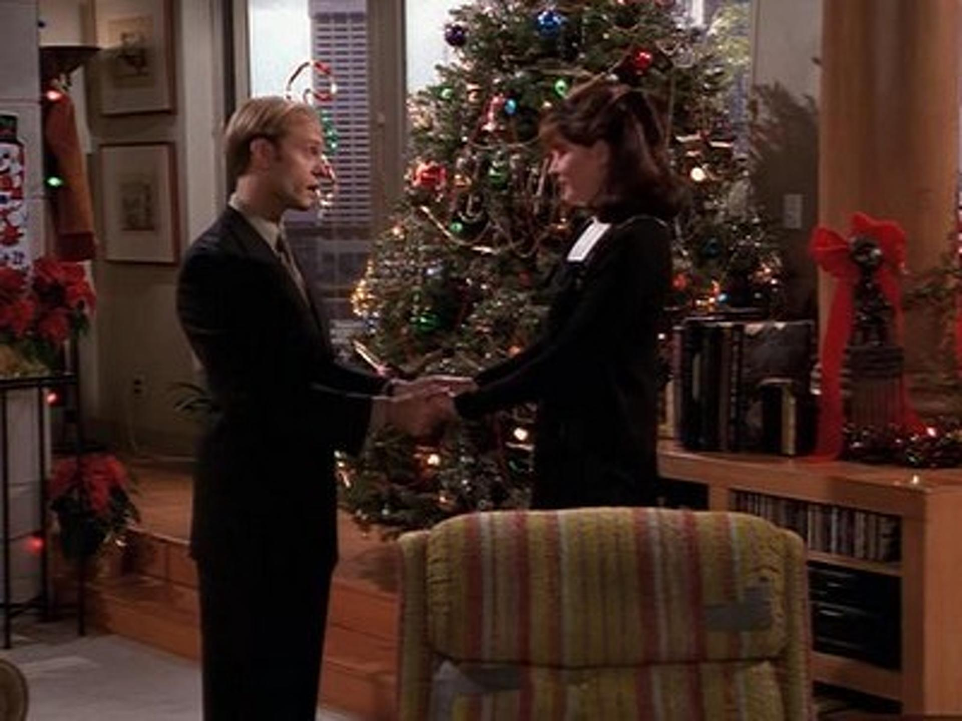 perspectives on christmas summary frasier season 5 episode 9 episode guide