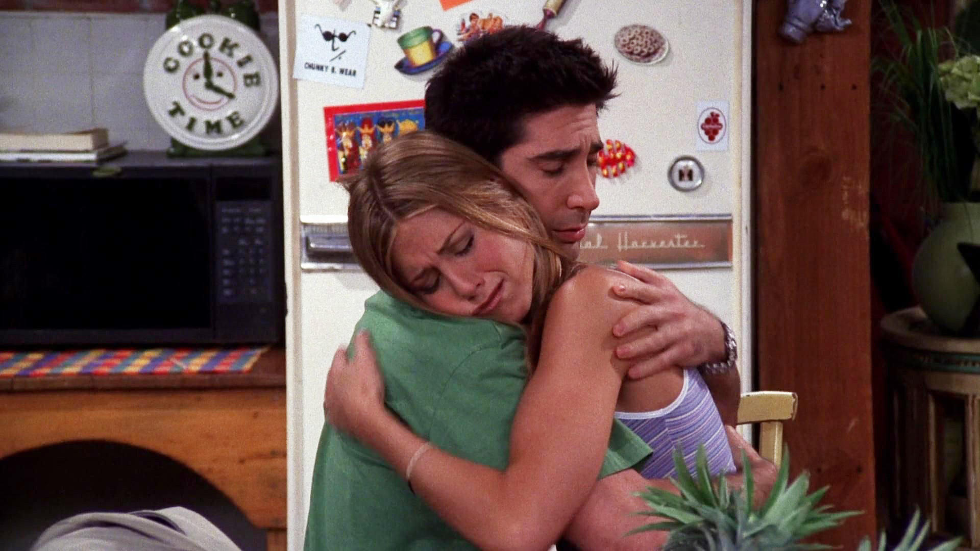 Friends (S06E10): The One With The Routine Summary - Season