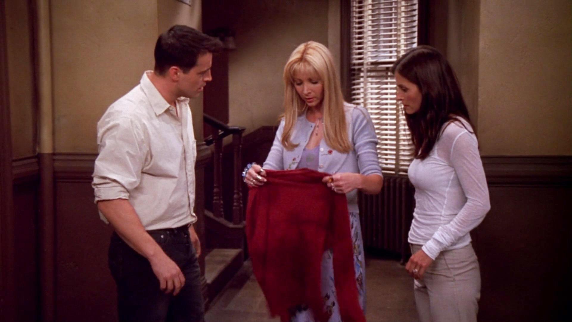 The One Where Joey Tells Rachel Summary - Friends Season 8 ...