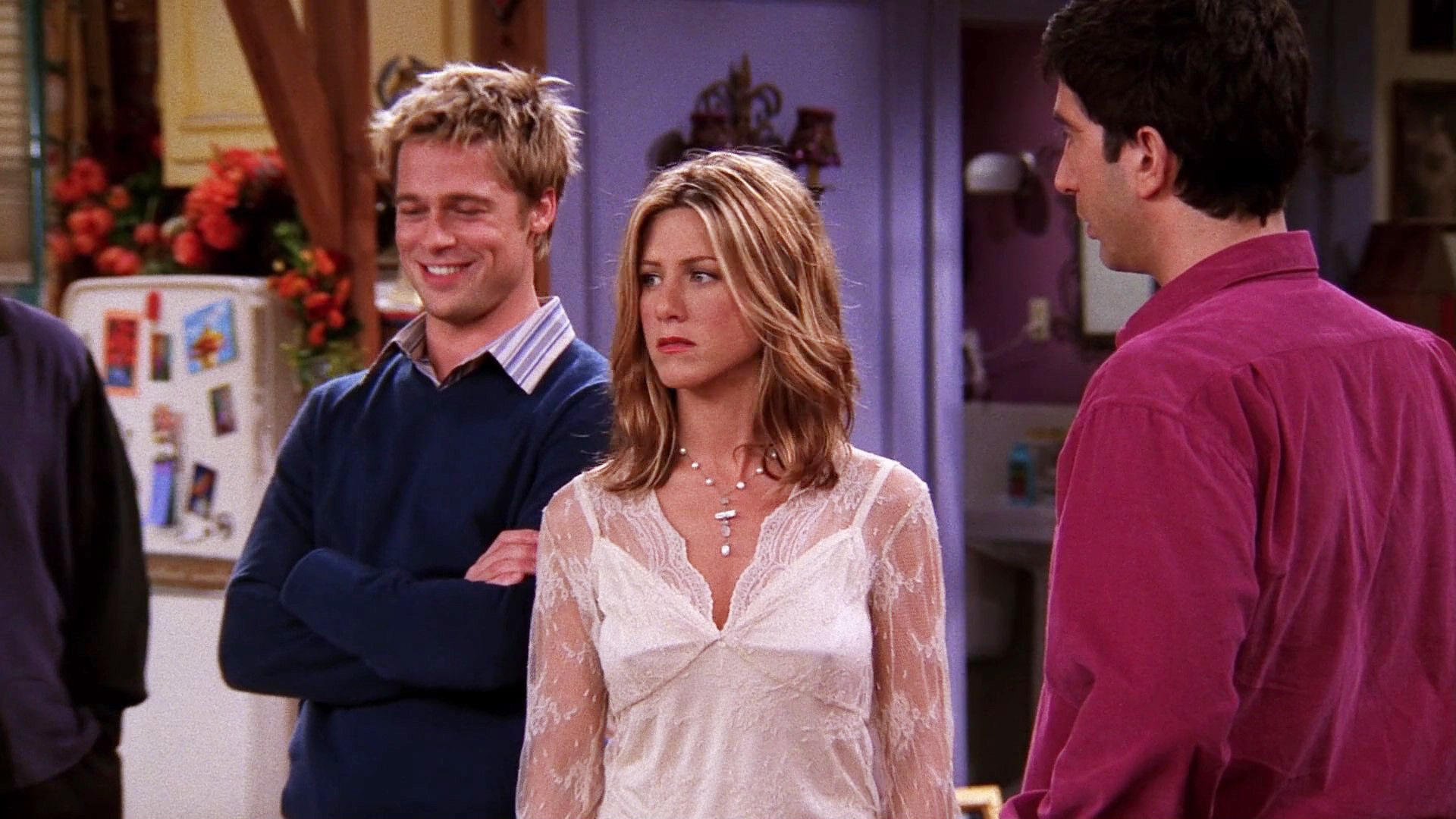 The One With The Red Sweater Summary - Friends Season 8, Episode 2 ...