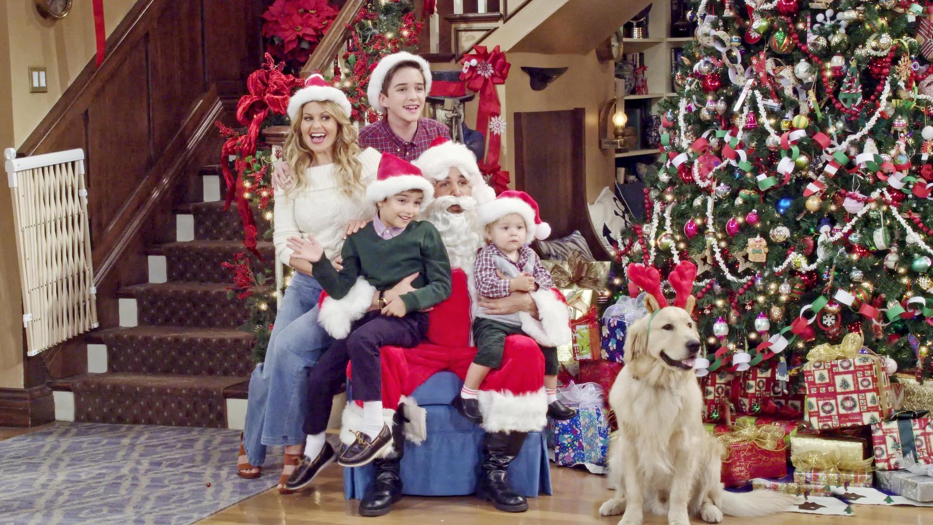 Full House Christmas Episodes.Fuller House S02e12 Nutcrackers Summary Season 2