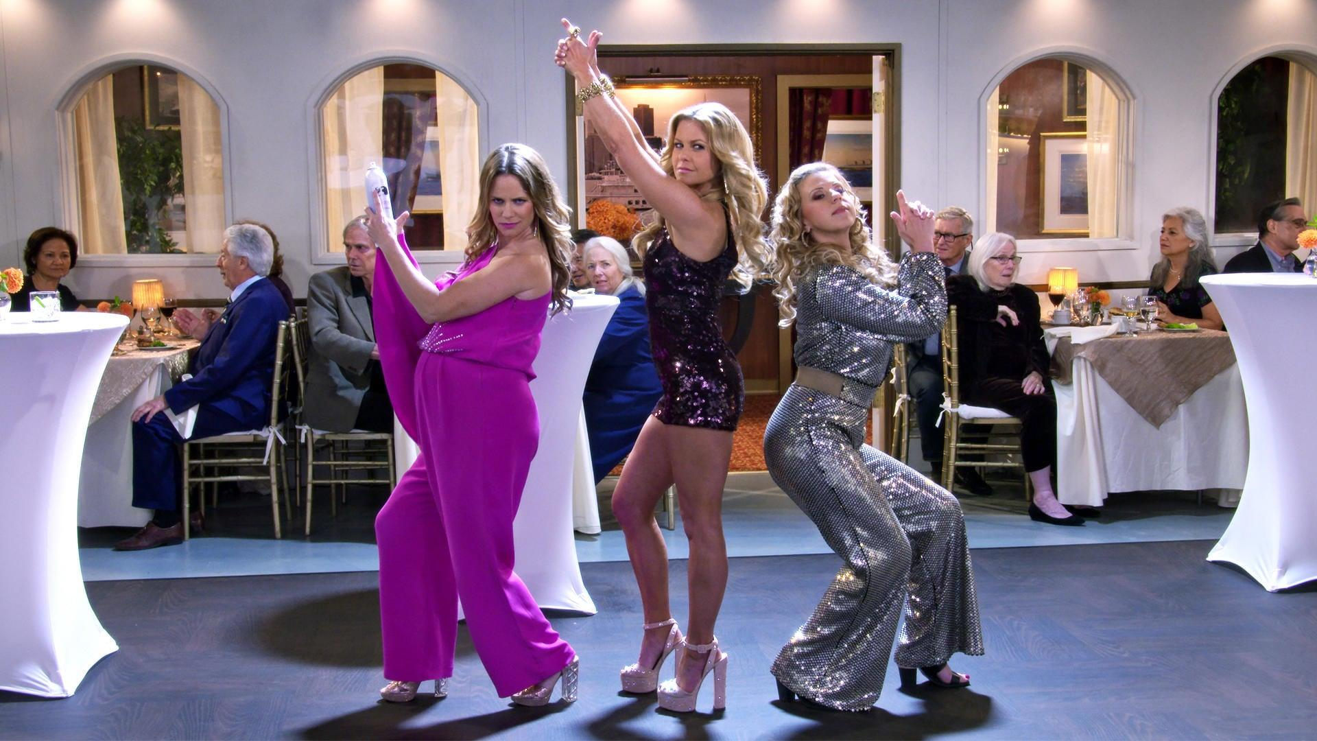 Fuller House (S04E06): Angels' Night Out Summary - Season 4 Episode