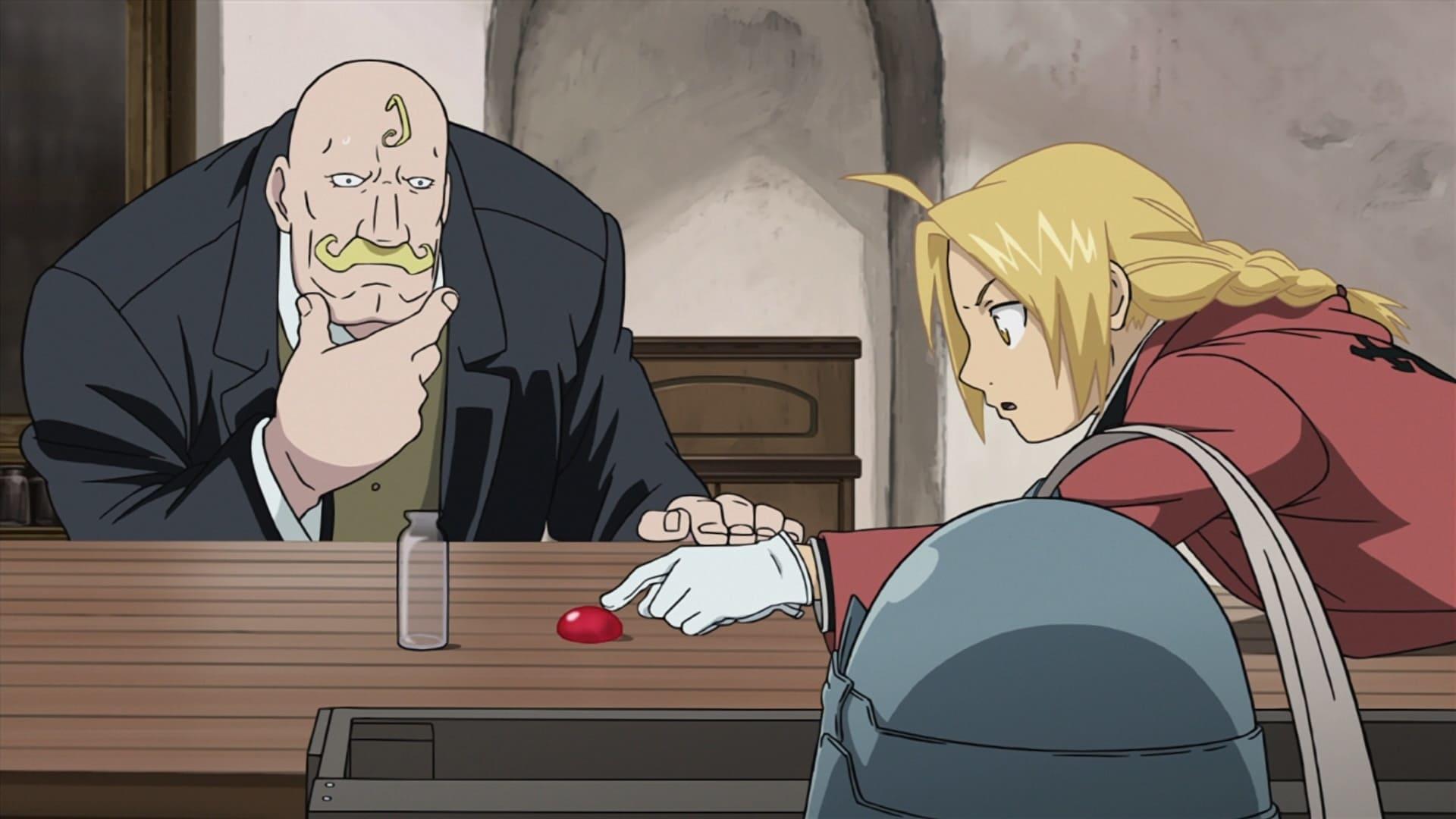 Fullmetal Alchemist: Brotherhood (S01E06): Road of Hope ...