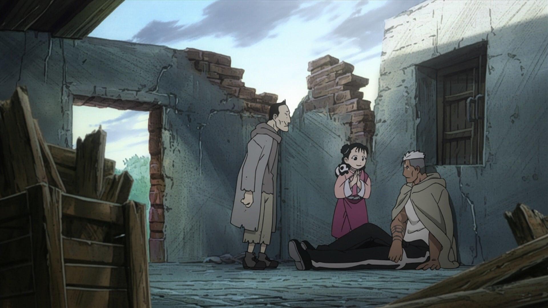 Fullmetal Alchemist: Brotherhood (S01E15): Envoy from the East Summary - Season 1 Episode 15 Guide