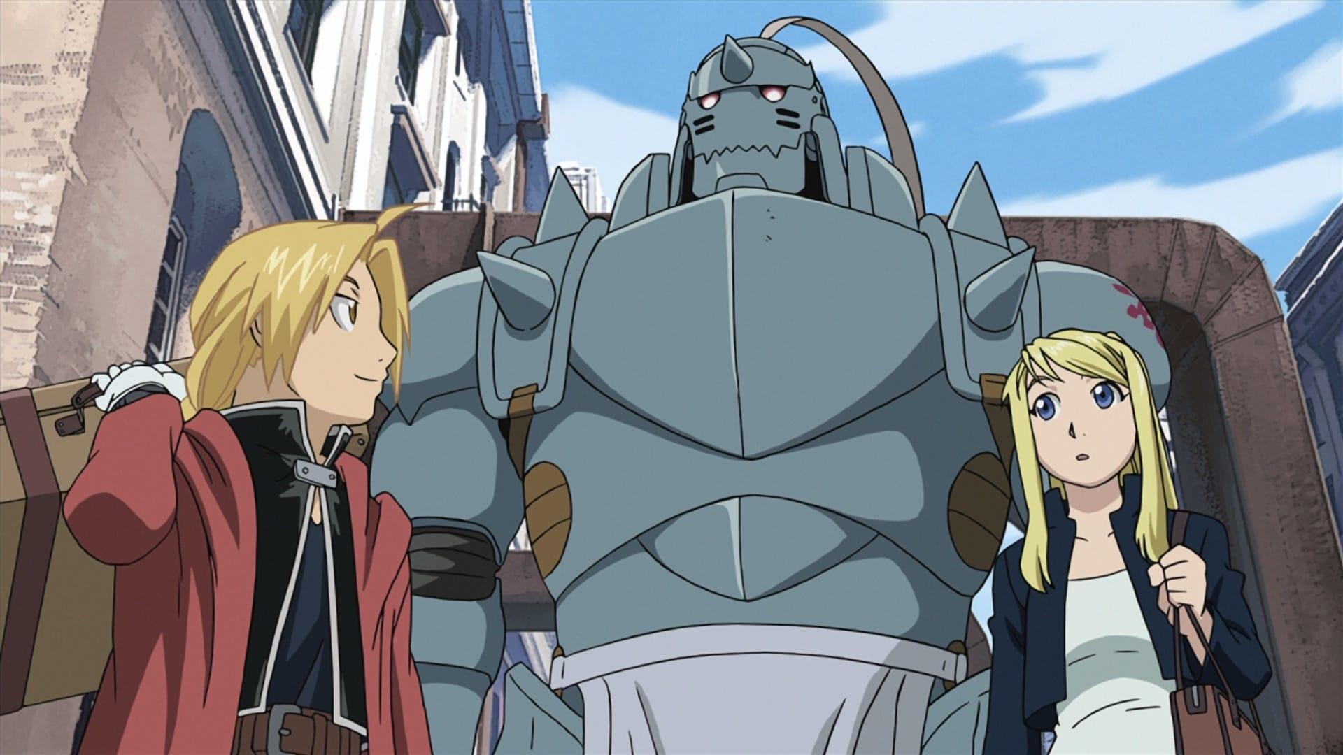 Fullmetal Alchemist: Brotherhood (S01E16): Footsteps of a ...