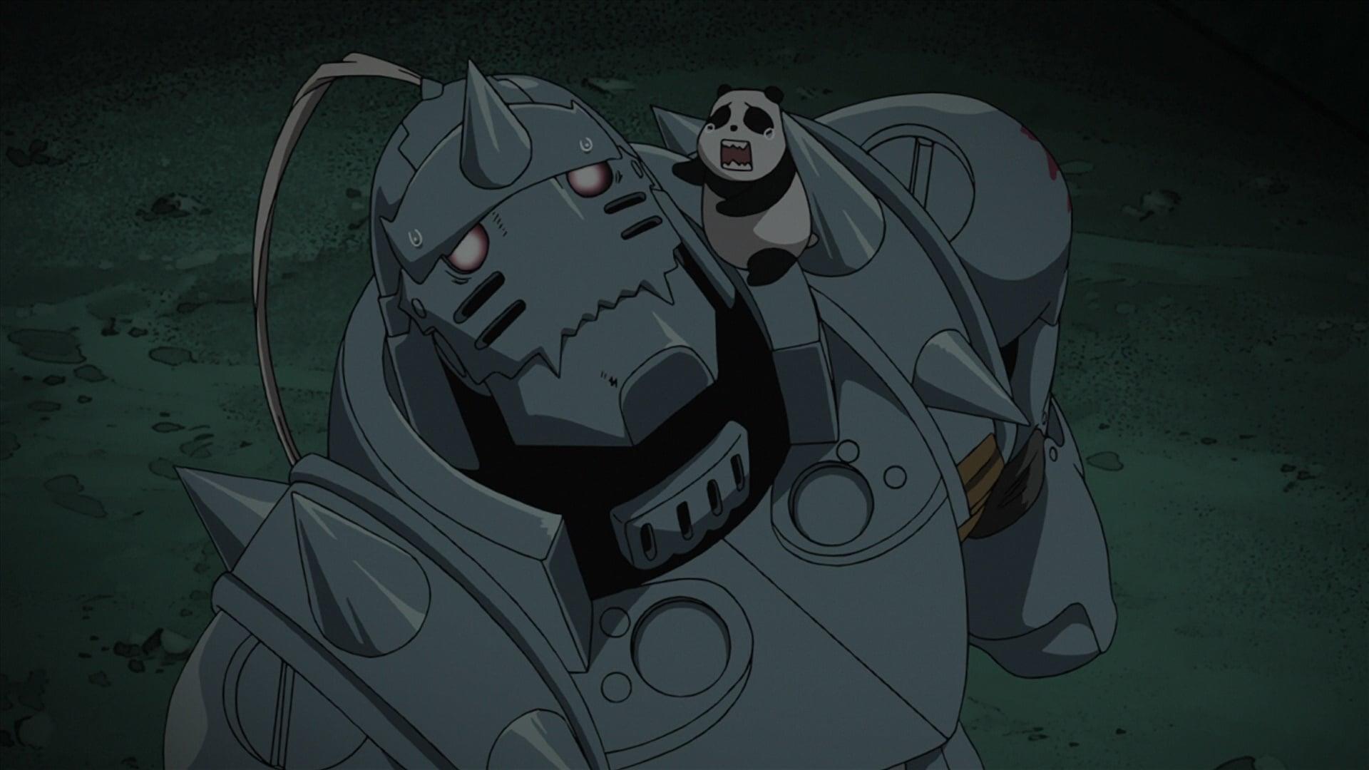 Fullmetal Alchemist: Brotherhood (S01E26): Reunion Summary ...