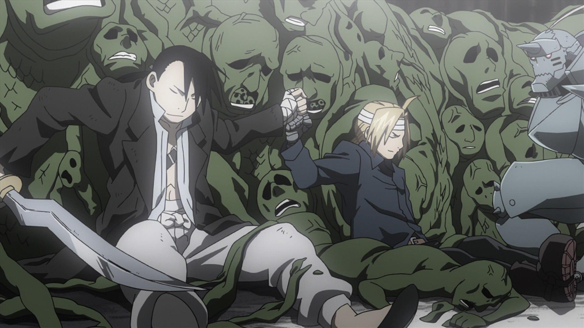 Fullmetal Alchemist: Brotherhood (S01E28): Father Summary - Season 1 Episode 28 Guide