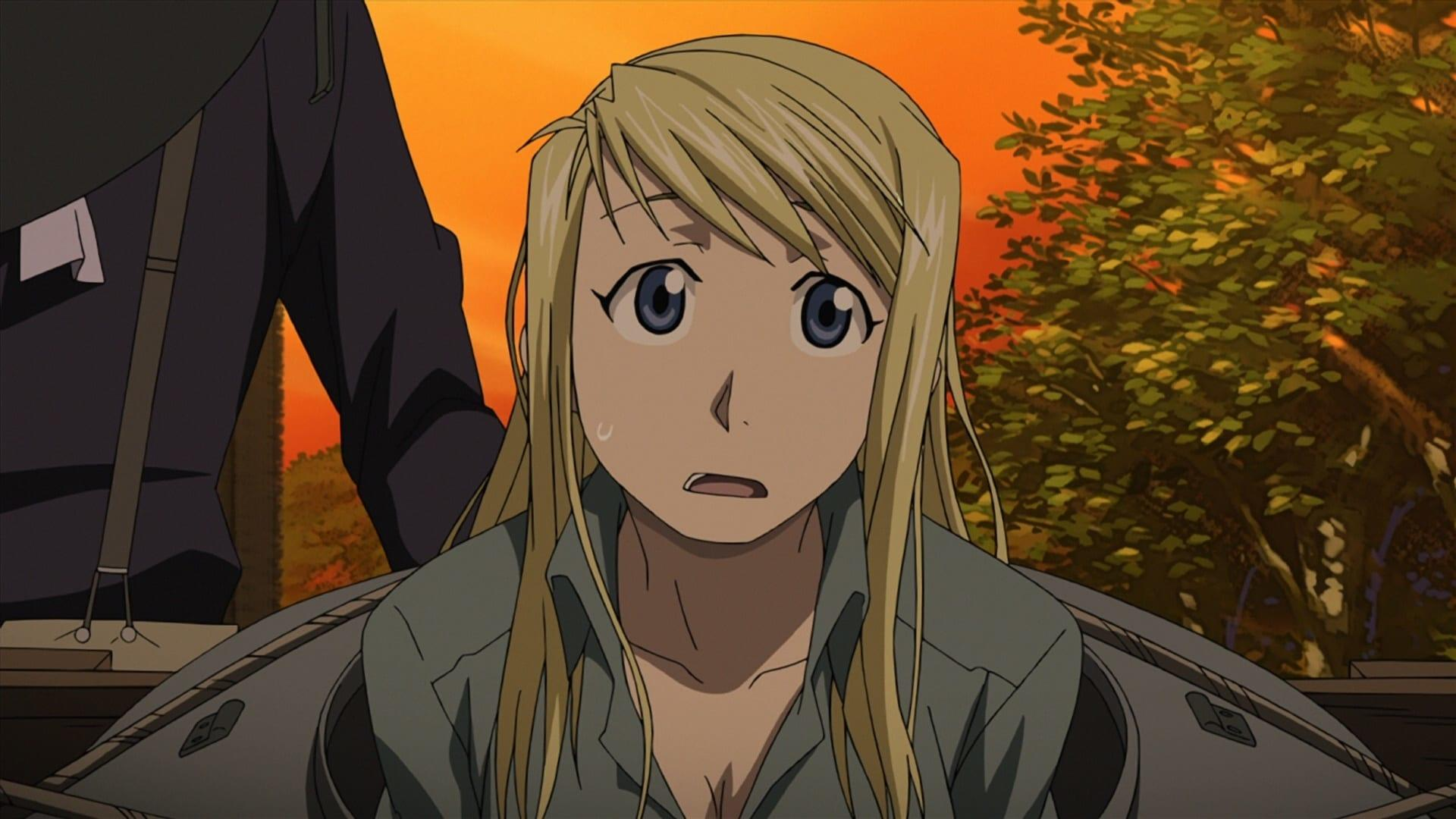 Fullmetal Alchemist: Brotherhood (S01E46): Looming Shadows ...