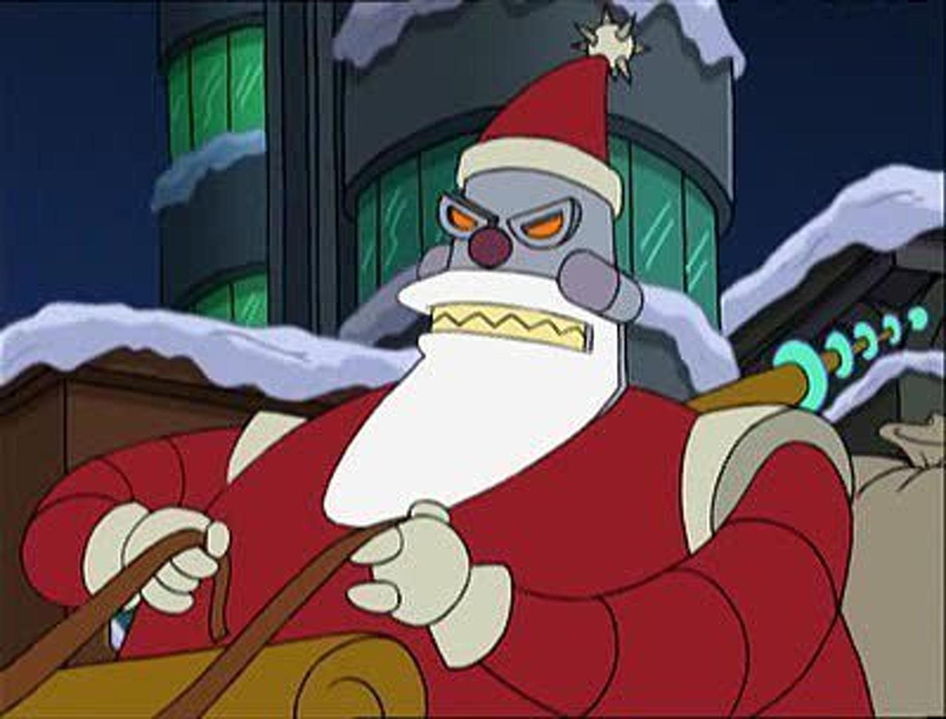Futurama Christmas Episodes.Futurama S02e08 Xmas Story Summary Season 2 Episode 8 Guide