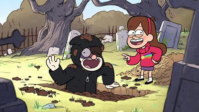 gravity falls season 1 episode 8 irrational treasure