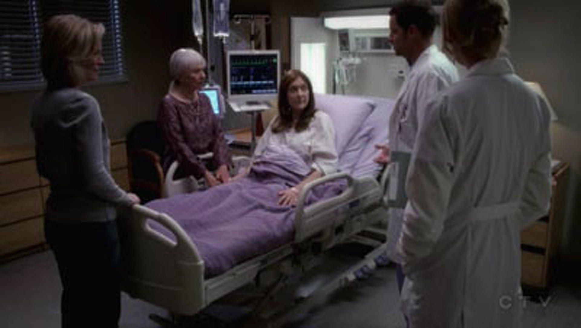 Lay Your Hands on Me Summary - Greys Anatomy Season 4, Episode 11 ...