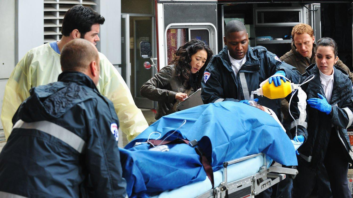 Perfect Little Accident Summary - Greys Anatomy Season 6, Episode 16 ...