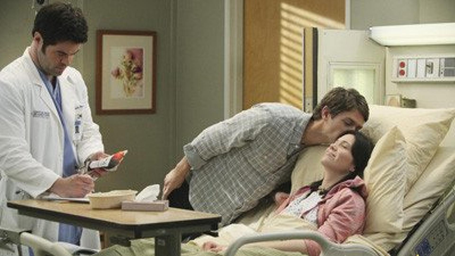 Sanctuary Summary - Greys Anatomy Season 6, Episode 23 Episode Guide