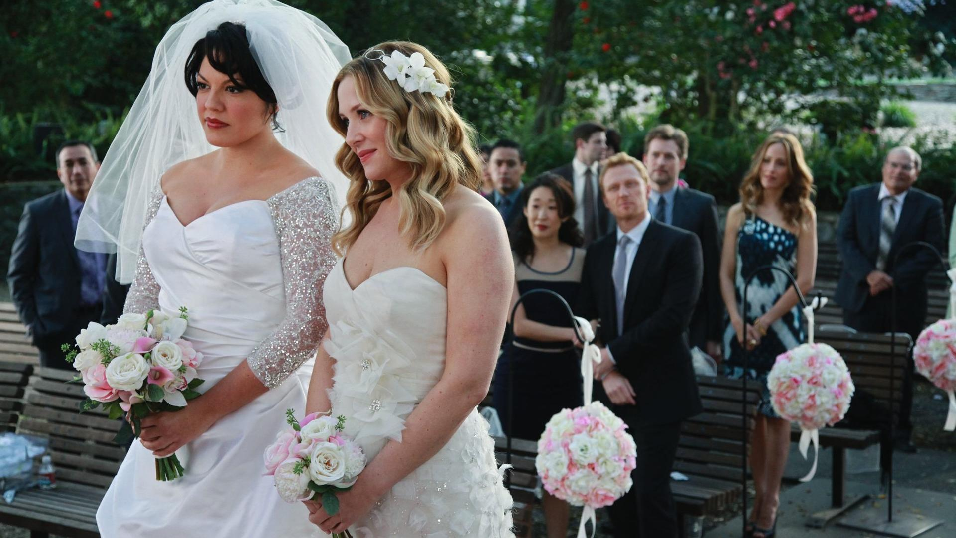 White Wedding Summary - Greys Anatomy Season 7, Episode 20 Episode Guide