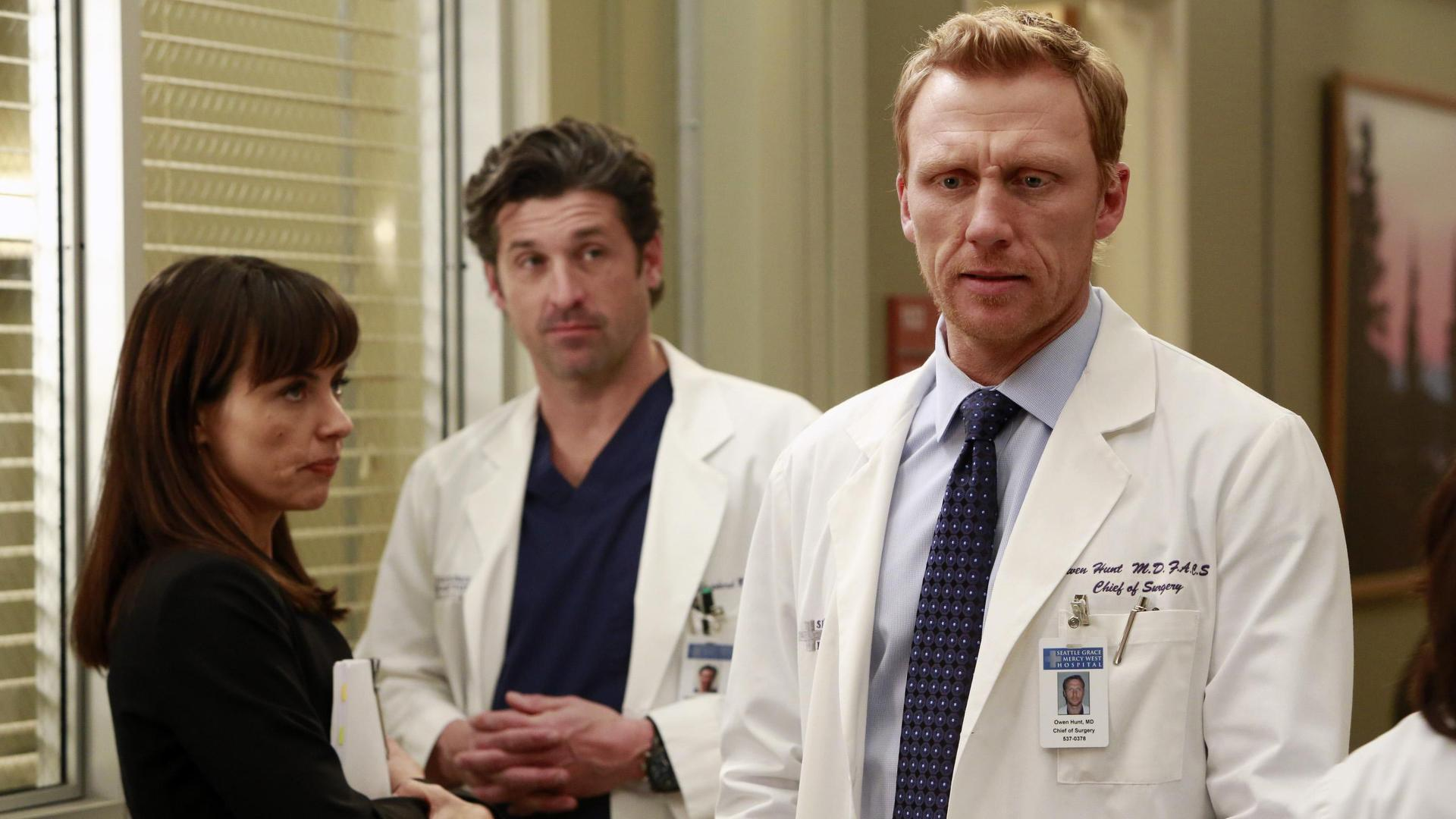 Hard Bargain Summary - Greys Anatomy Season 9, Episode 15 Episode Guide