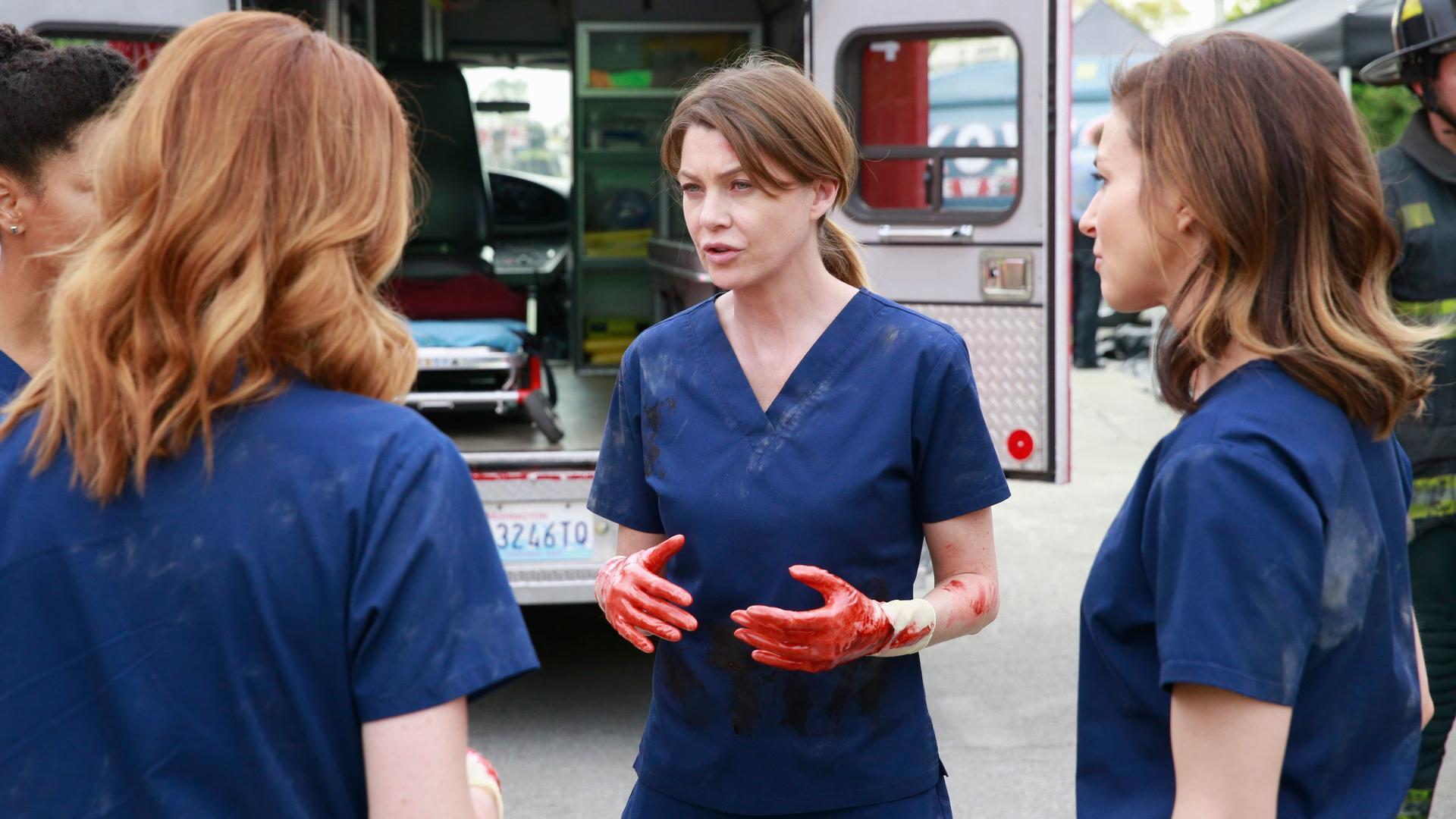 Time Stops Summary - Greys Anatomy Season 11, Episode 23 Episode Guide