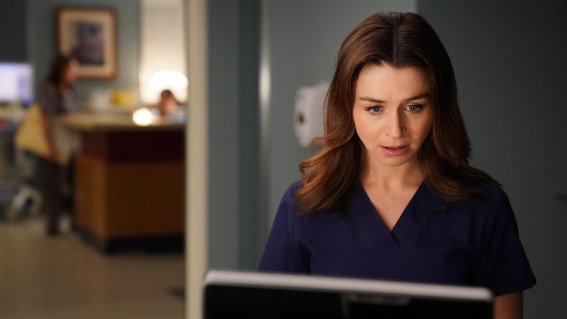 1-800-799-7233 Summary - Greys Anatomy Season 14, Episode 9 Episode ...