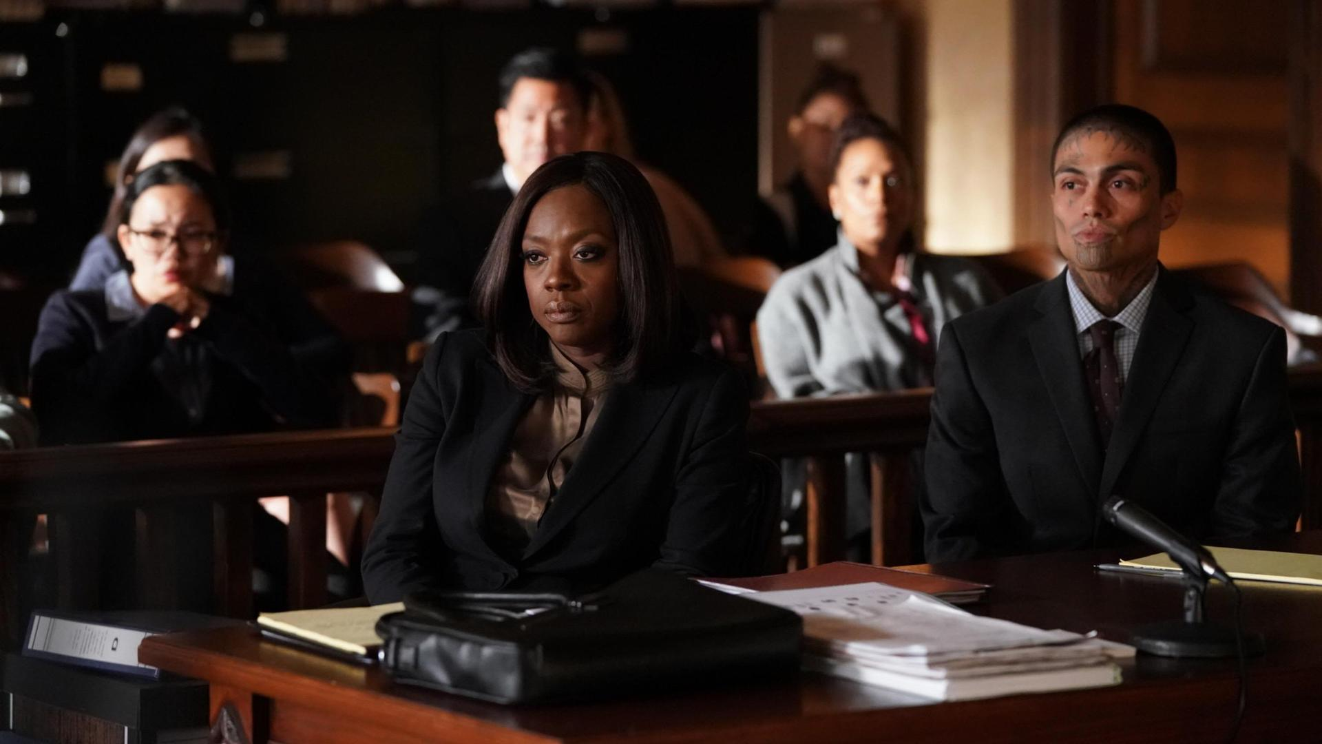 Im not her summary how to get away with murder season 4 how to get away with murder ccuart Images