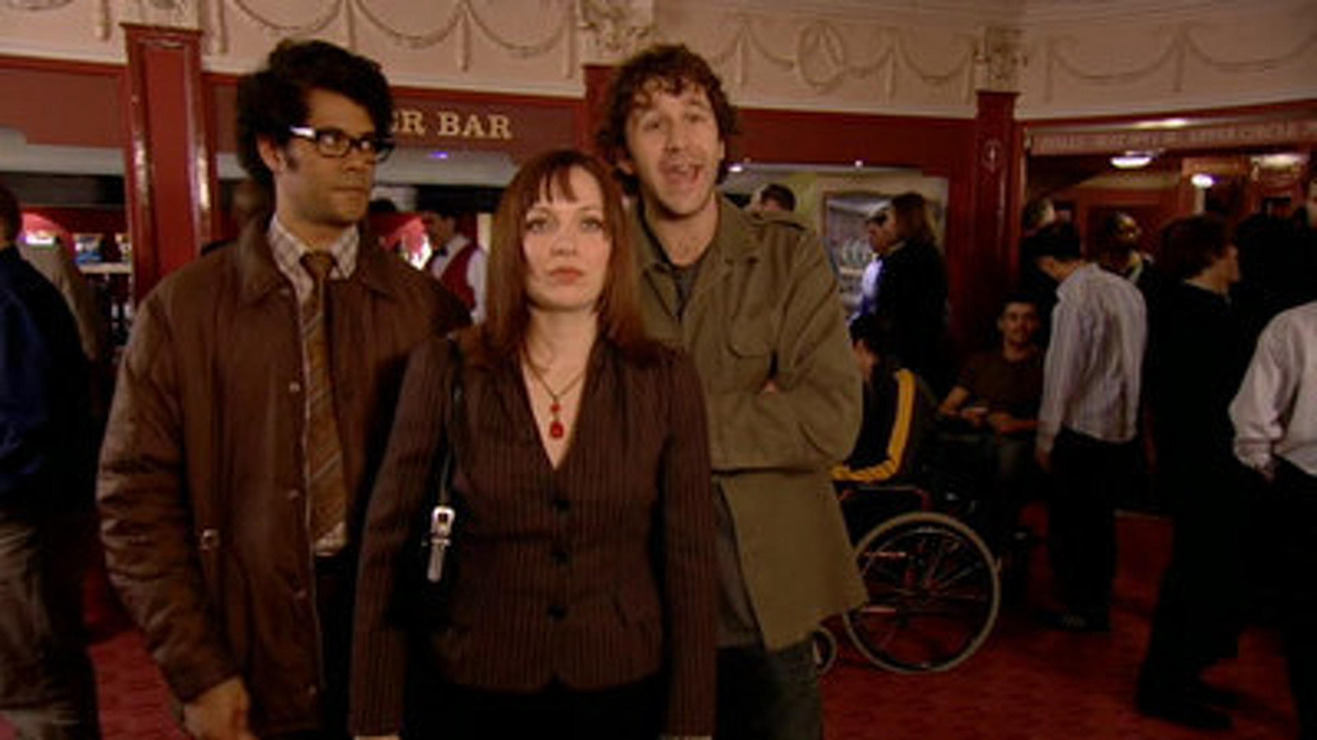 IT Crowd (S02E01): The Work Outing Summary - Season 2 Episode 1 Guide