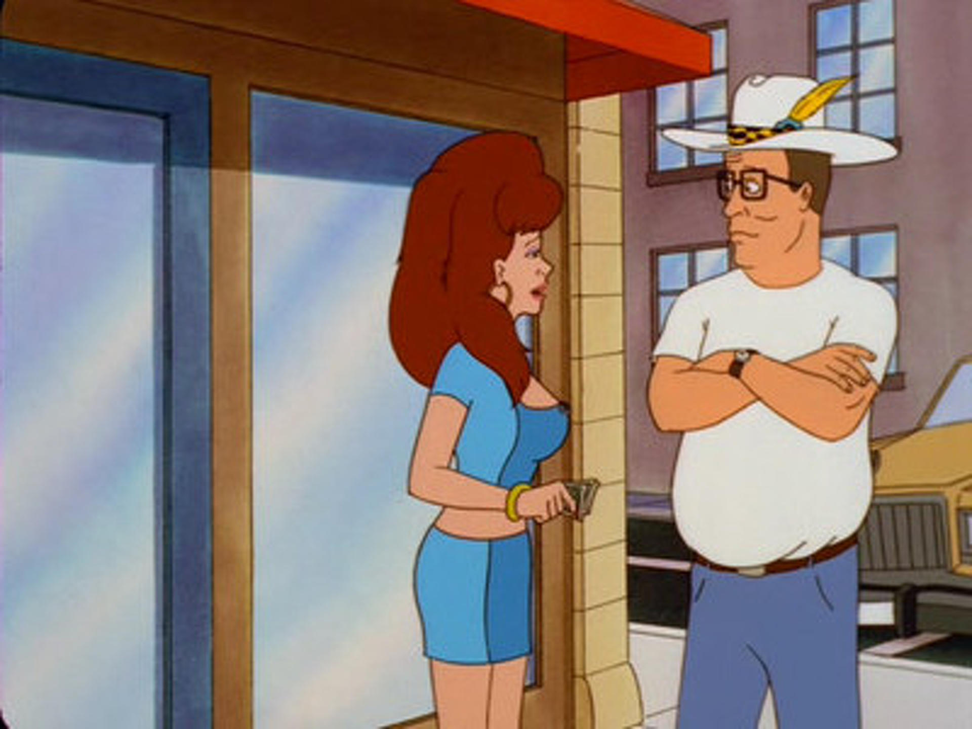 Ho Yeah! Summary - King of the Hill Season 5, Episode 13 Episode Guide
