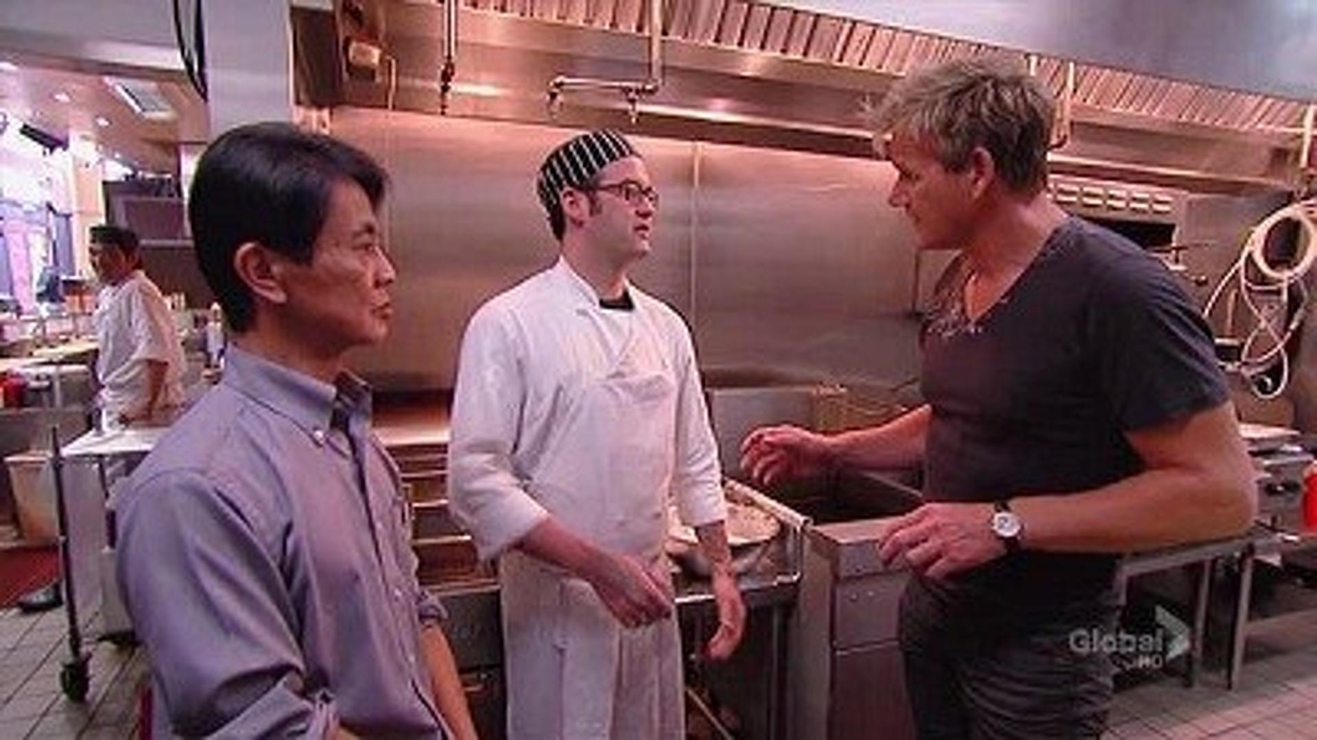 Kitchen Nightmares Black Pearl Episode