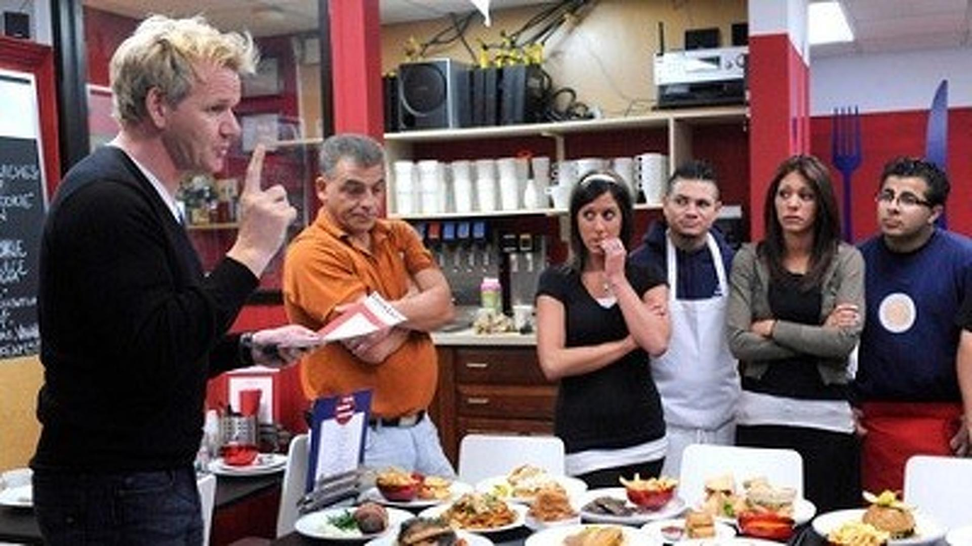 100 kitchen nightmares gordon ramsey regrets for Kitchen nightmares uk