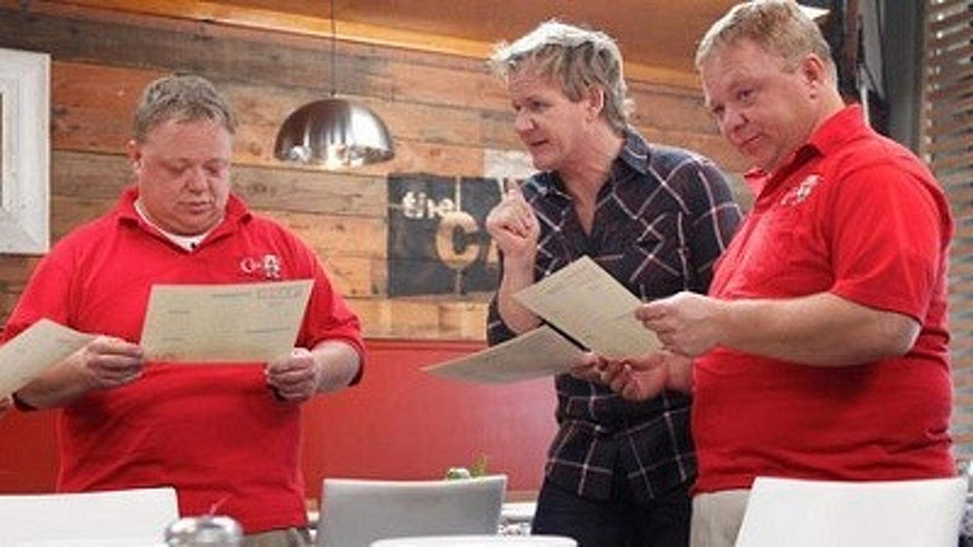 Kitchen Nightmares Le Bistro Full Episode