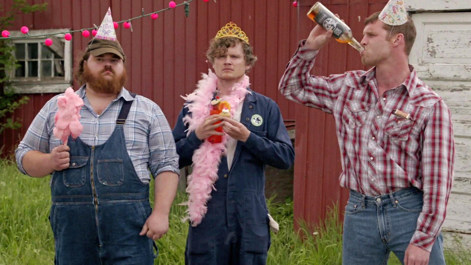daryl s super soft birthday summary letterkenny season 1 episode
