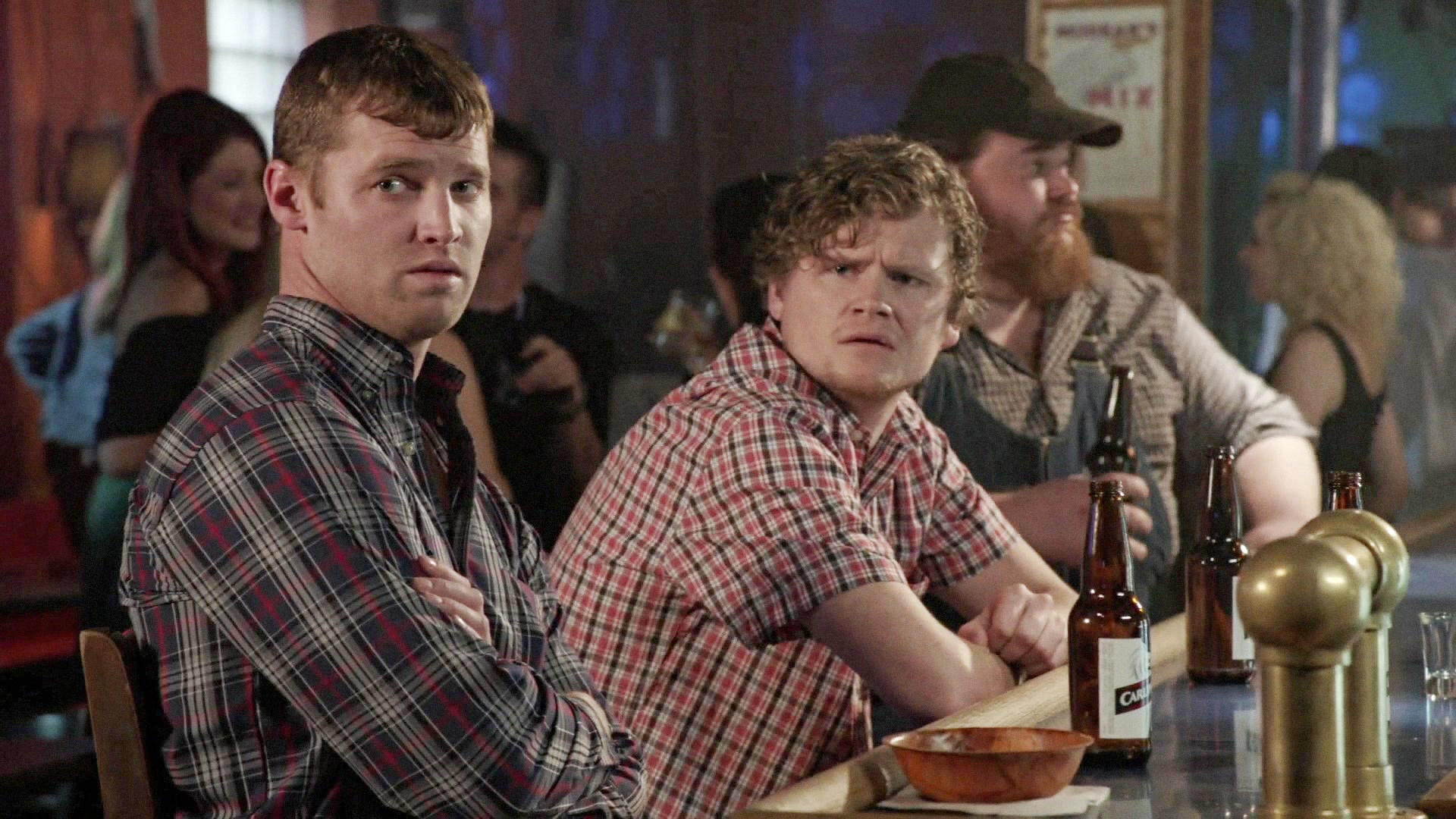 wing man wayne summary letterkenny season 1 episode 4 episode guide