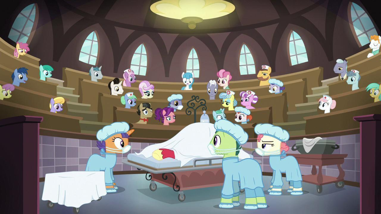 Where the Apple Lies Summary - My Little Pony: Friendship is Magic ...