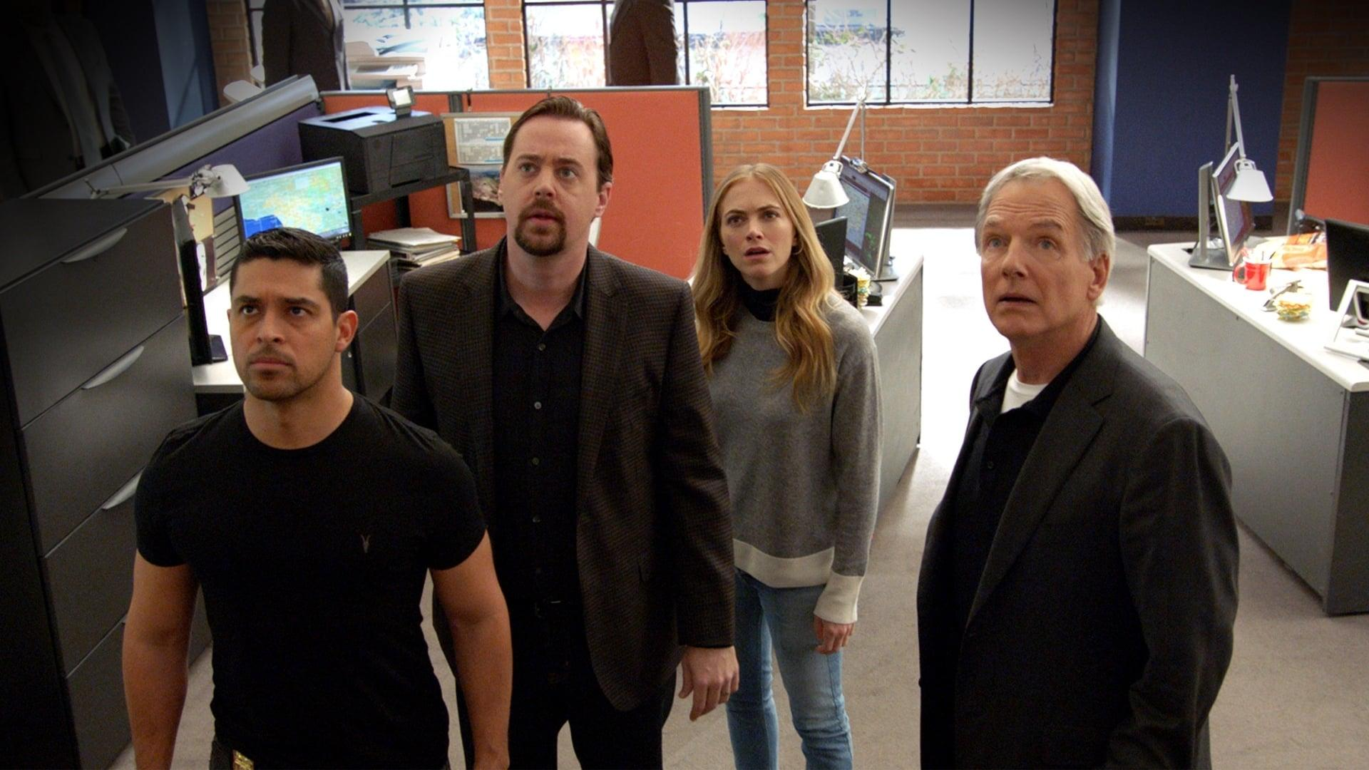 Death from above summary ncis season 15 episode 18 for The apartment design your destiny episode 1
