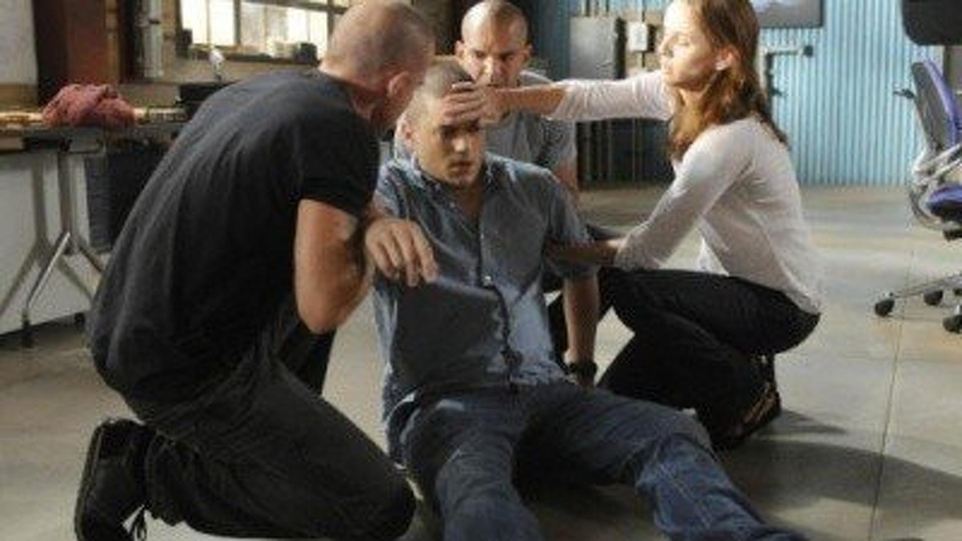 Prison Break S04e10 The Legend Summary Season 4 Episode