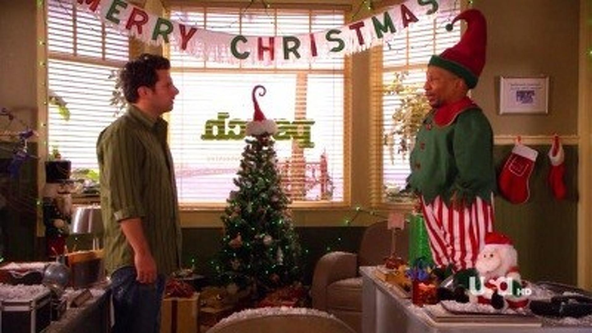 Psych Christmas Episodes.Psych S05e14 The Polarizing Express Summary Season 5