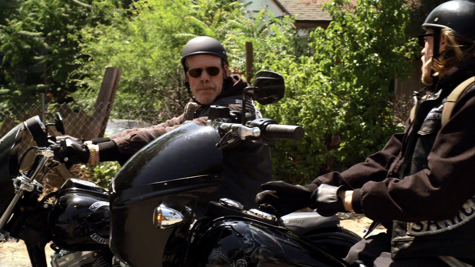 sons of anarchy s1e1
