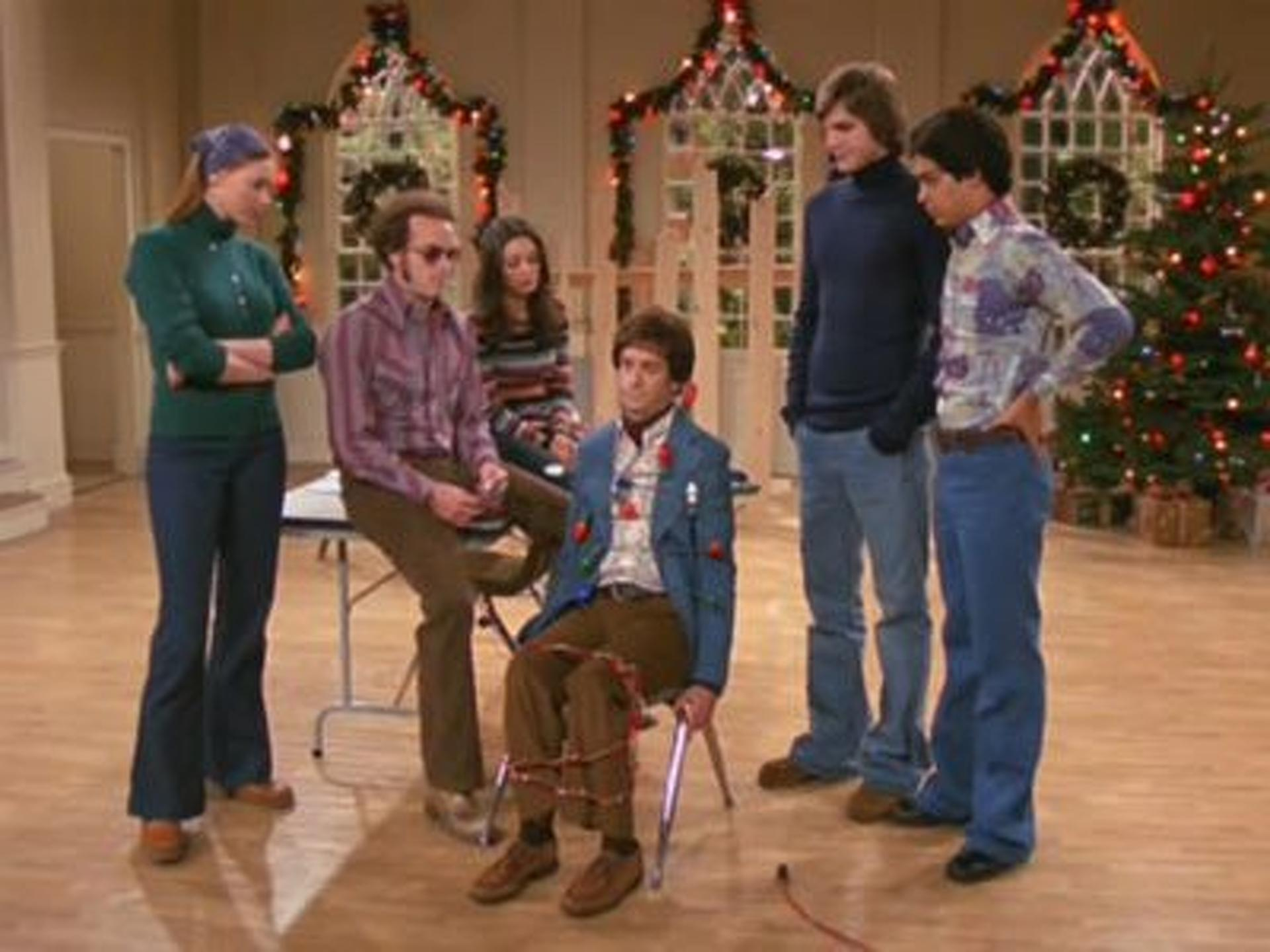 an eric forman christmas summary that 70s show season 4 episode 12 episode guide - That 70s Show Christmas Episodes