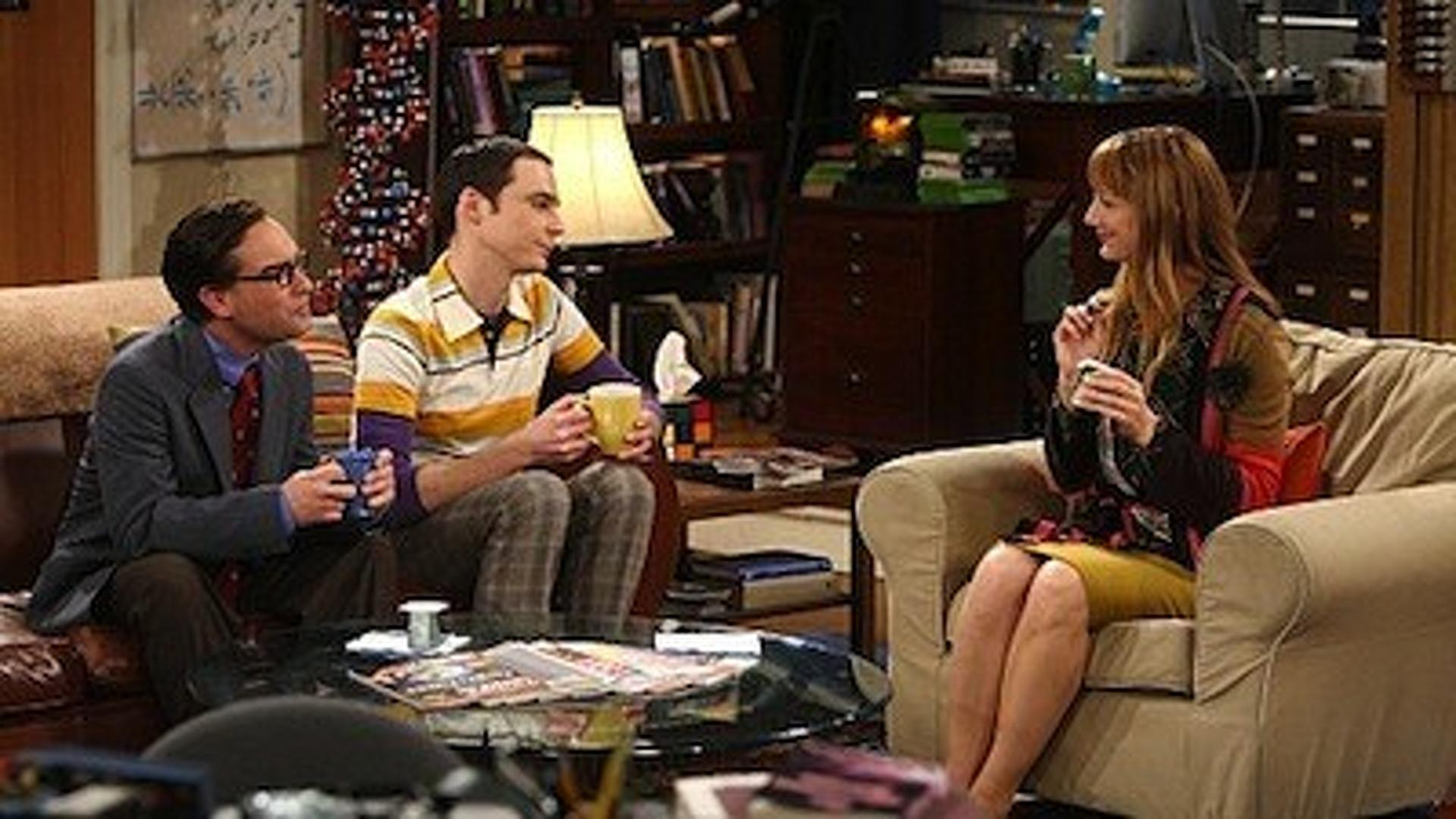 the big bang theory s03e04
